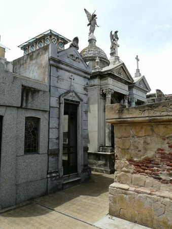 Friedhof in Recoleta