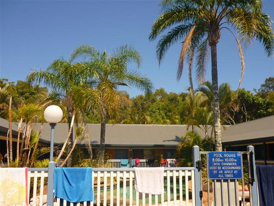 unser geiles hostel - holiday village