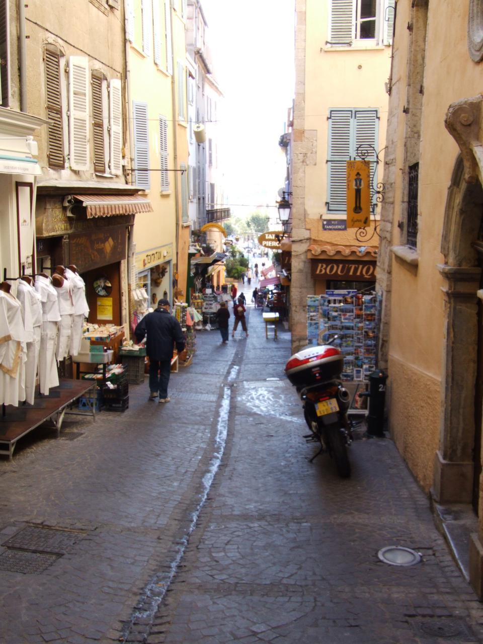 Stadt In Suedfrankreich