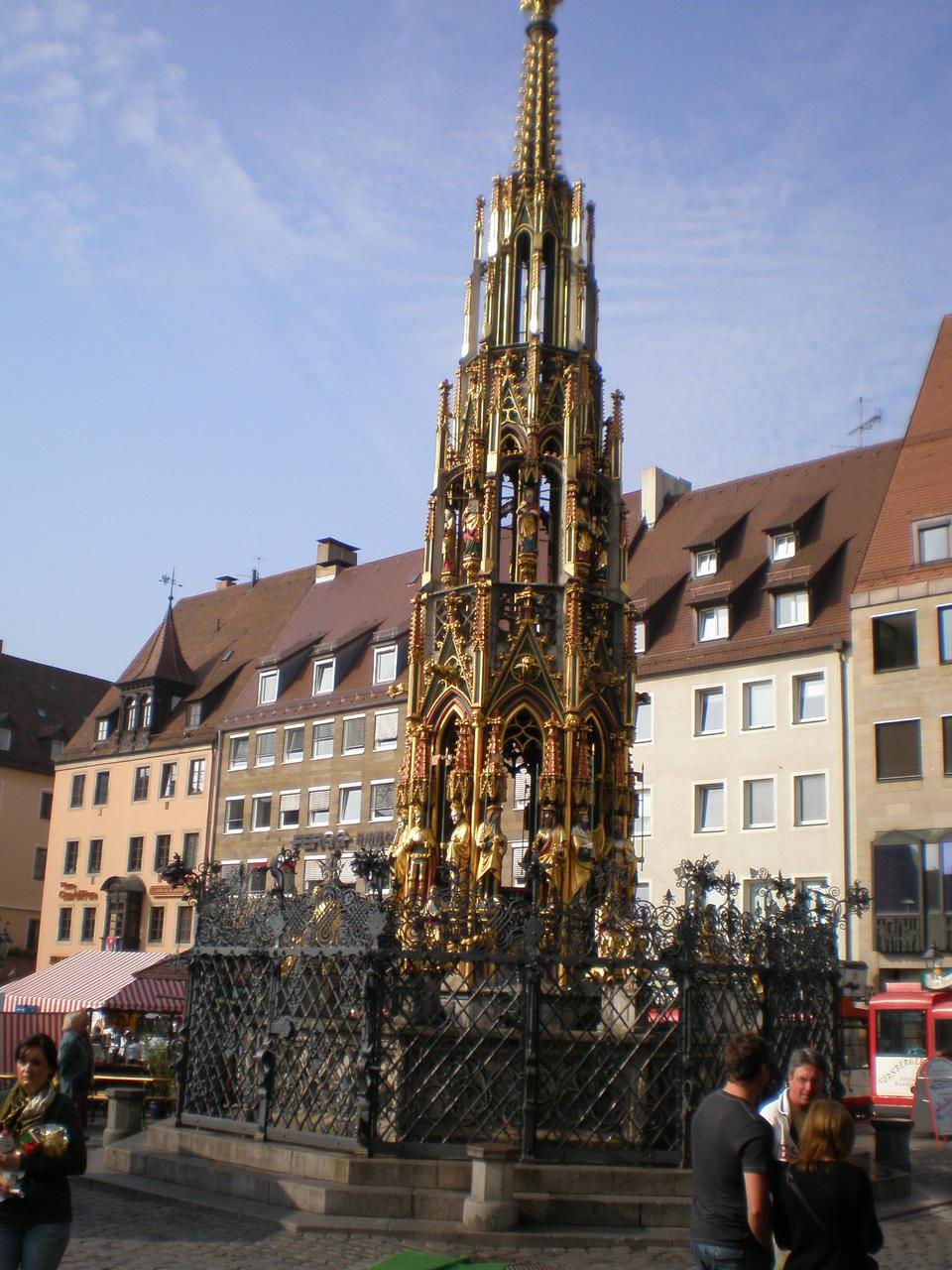 Nürnberg Regensburg