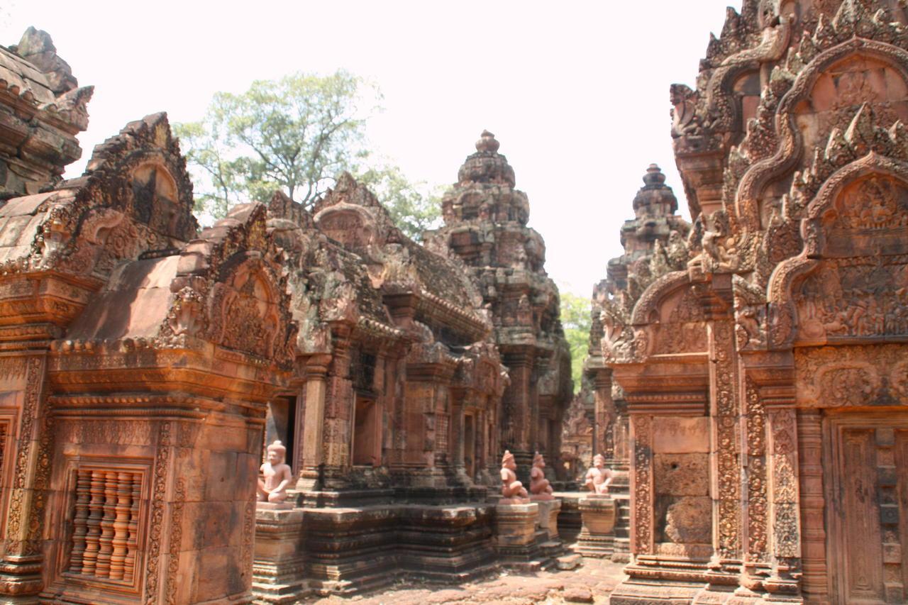 Kambodscha-Reisebericht: \