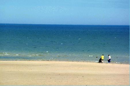 Stadt Am Schwarzen Meer