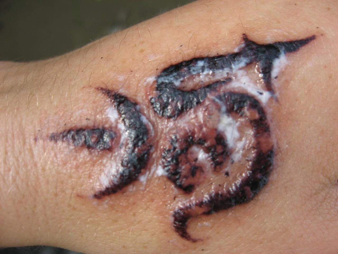 """Henna Tattoo Schwarz Allergie: Indien-Reisebericht: """"Bilder Gokarna"""""""